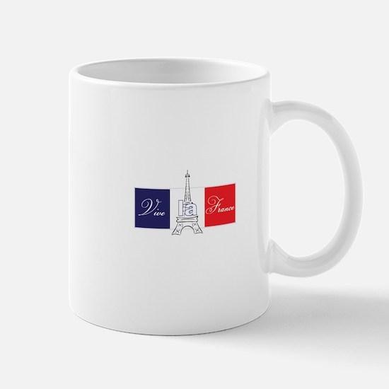 Vive la France! Mug