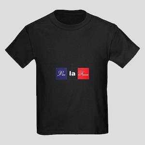Vive la France! Kids Dark T-Shirt