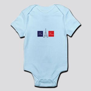 Vive la France! Infant Bodysuit