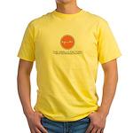 Gballz Factory Yellow T-Shirt