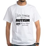 Love and autism T-Shirt