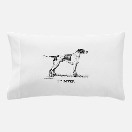 Pointer Pillow Case