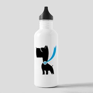 Best in Show Scottie Dog Water Bottle