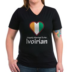Happily Married Ivoirian Shirt
