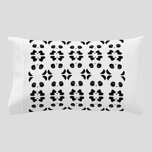 Panda Bears Pattern Pillow Case