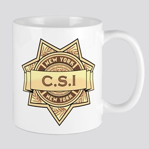 CSI New York Mugs