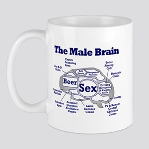 The Thinking Man's Mug