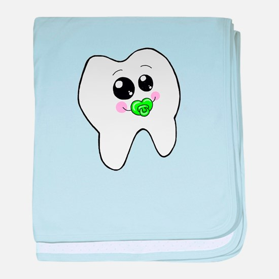 Unique Dental baby blanket