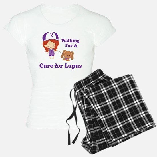 Lupus Walk for a Cure Pajamas