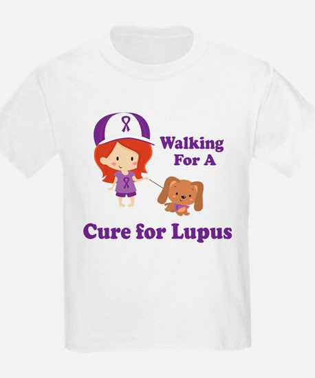 Lupus Walk for a Cure T-Shirt