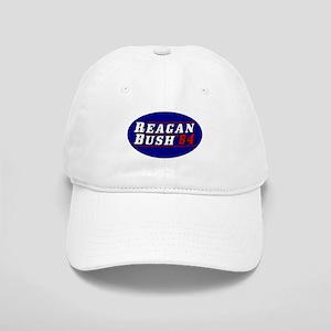Reagan Bush '84 classic 3D Baseball Cap