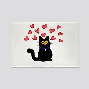 Love Cat Magnets