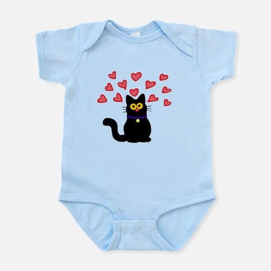 Love Cat Body Suit