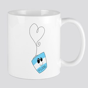 Love Floss Mugs