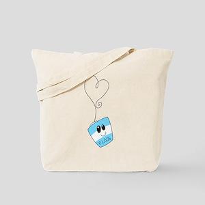 Love Floss Tote Bag