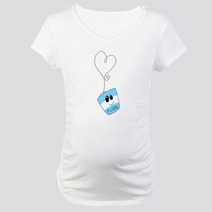 Love Floss Maternity T-Shirt