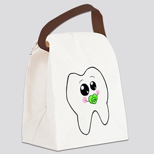 Baby Molar Canvas Lunch Bag