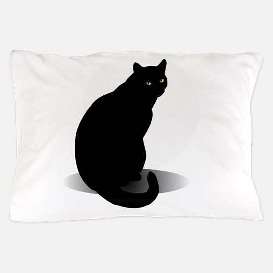 Funny Cat lovers Pillow Case