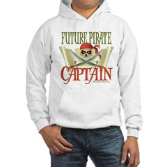 Future Pirate Captain Hoodie