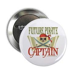 Future Pirate Captain Button