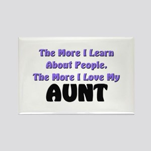 more I learn about people, more I love my AUNT Rec