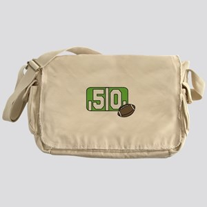 50 Yard Line Messenger Bag