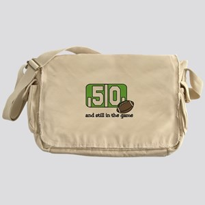 In The Game Messenger Bag