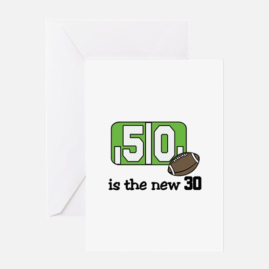 The New 30 Greeting Cards