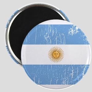 Vintage Argentina Magnet
