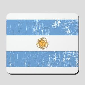 Vintage Argentina Mousepad