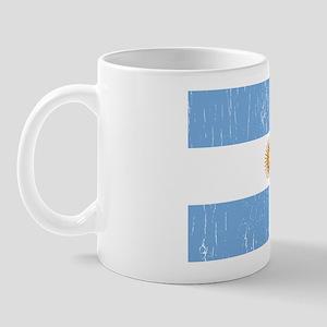 Vintage Argentina Mug