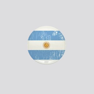 Vintage Argentina Mini Button