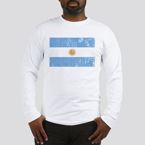 Vintage Argentina Long Sleeve T-Shirt
