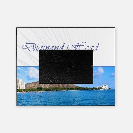 Honolulu - Hawaii Picture Frame