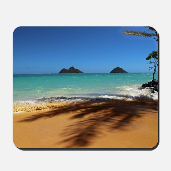 Hawaii - Lanikai Beach Mousepad