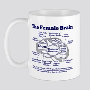 The Thinking Woman's Mug