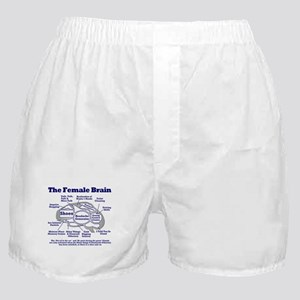 The Thinking Woman's Boxer Shorts