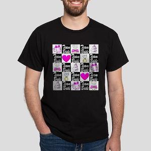 CHIC MAID OF HONOR Dark T-Shirt