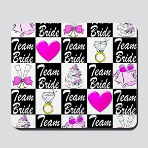CHIC MAID OF HONOR Mousepad