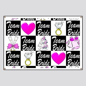 CHIC MAID OF HONOR Banner