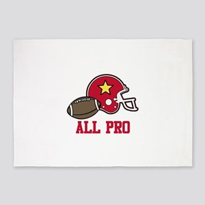All Pro 5'x7'Area Rug
