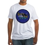 USS GUDGEON Fitted T-Shirt