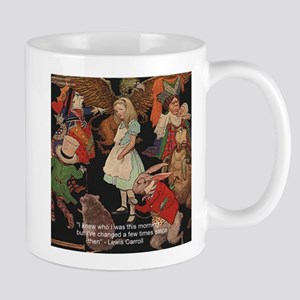 Alice & Animals Mugs