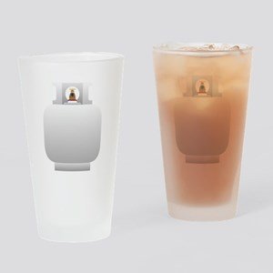 Propane Tank Drinking Glass