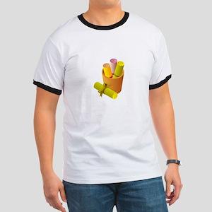 Chinese Scrolls Writings T-Shirt