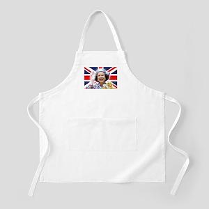 HM Queen Elizabeth II Apron