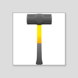 Sledgehammer Sticker