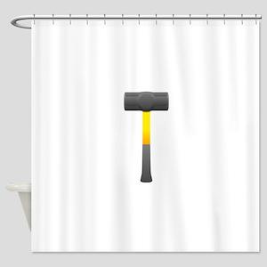 Sledgehammer Shower Curtain