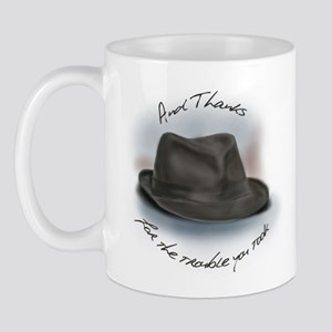 Hat For Leonard Mugs