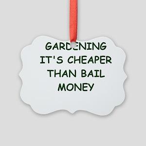 gardening Ornament